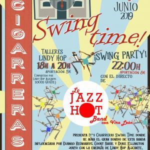 Swing Time Las Cigarreras