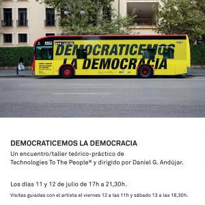 Democratizar la Democracia