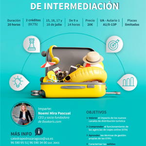 curso empresas turísticas de intermediación