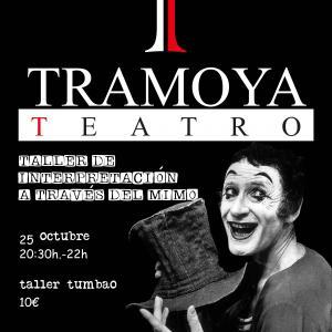 taller de teatro para adultos Interpretación a través del mimo