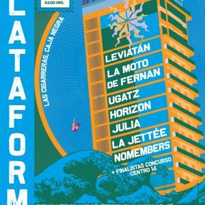 Festival de Rock local de Alicante 2019 - Plataforma