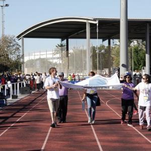 Jornada Deportiva de UPAPSA