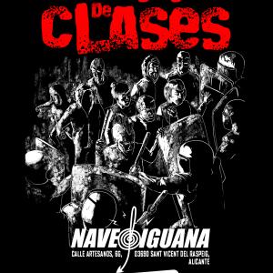 Guerrs de Clases en Nave Iguana