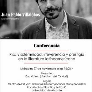 Conferencia Villalobos