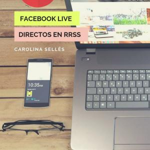 Edusi. Taller Facebook live