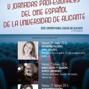 Jornadas cine español