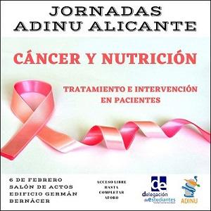 Jornadas Cáncer y Nutrición