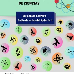 II Jornadas de Estudiantes de Ciencias
