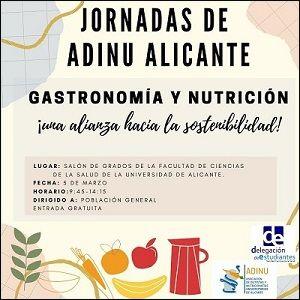 Jornada Gastronomía y Nutrición
