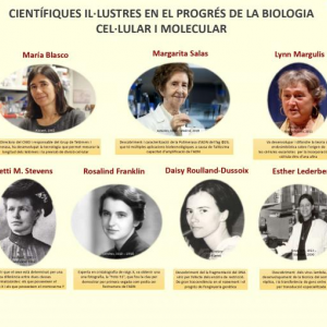 "Exposición ""Científiques il·lustres"""