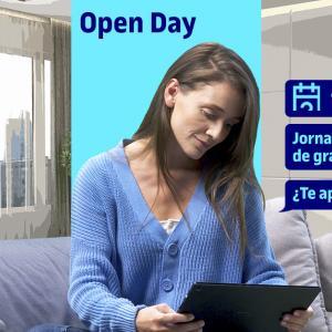 Open Day Jornada Informativa UOC