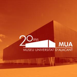 """Exposición """"20 años. Colección MUA"""""""