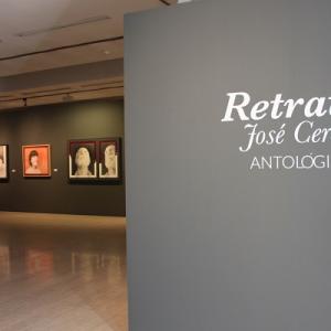 """""""Retratos. Antológica"""""""
