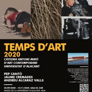 """Exposición """"Temps d'Art"""""""