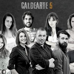 CALDEARTE 5 - PLANTILLA