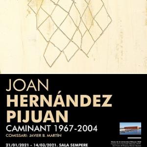 """Exposición """"Joan Hernández Pijuan"""""""