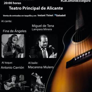 I Festival Flamenco Fecuas Alicante