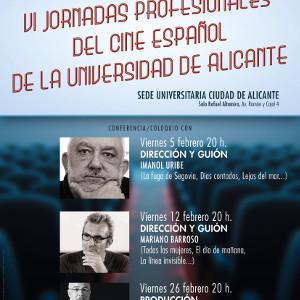 jornadas audiovisual español