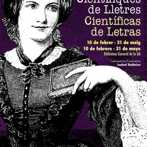 """Científicas de Letras/ Científiques de Lletres"""