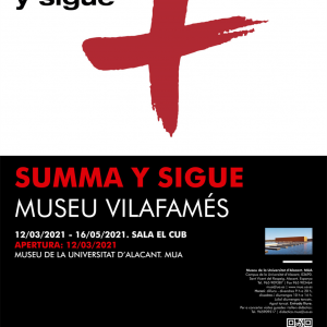 "Exposición ""SUMMA y SIGUE"""
