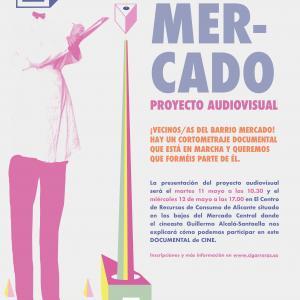 Proyecto Mercado Edusi Alicante Área Las Cigarreras