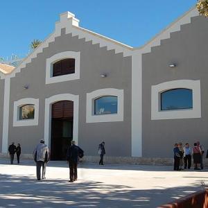 Centro Cultural las Cigarreras.