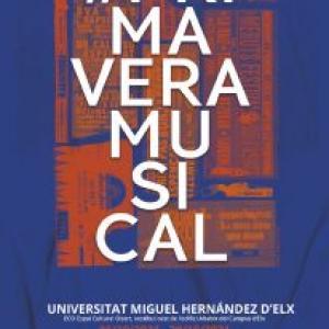 Cartell de la exposición Primavera Musical
