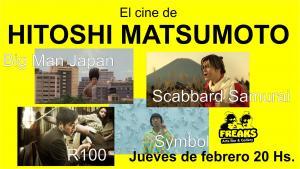 ciclo cine japonés- Hitoshi Matsumoto