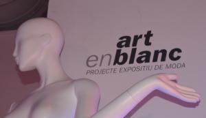 Artenblanc exhibe modelos de diseño textil en la Lonja