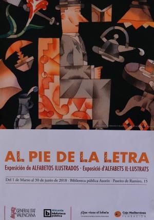 Cartel representativo de la exposición