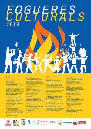 Fogueres culturals 2018