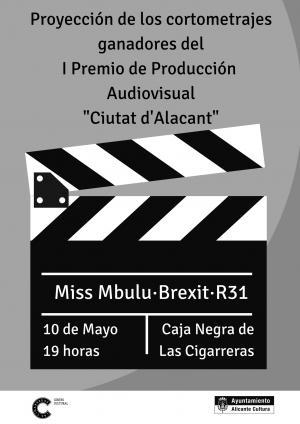 "Premios audiovisual ""Ciutat d'Alacant"""