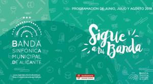 """Concierto Banda Sinfónica Municipal de Alicante """"Música de Cinema"""""""