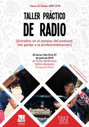 Taller Pràctic de Ràdio