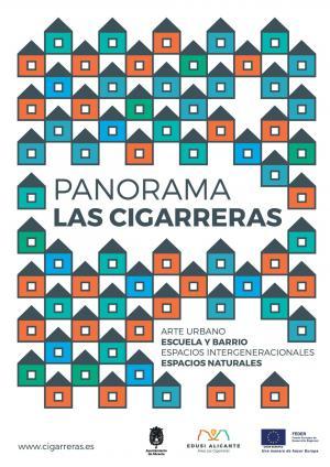 Fondos Feder EDUSI - Área Las Cigarreras