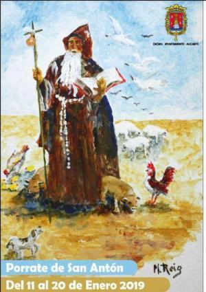 Fiestas del Porrate de San Antón