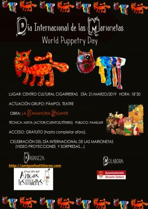 Día Internacional de la Marioneta