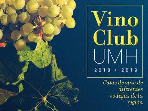 VINO CLUB UMH, cata 21 de marzo