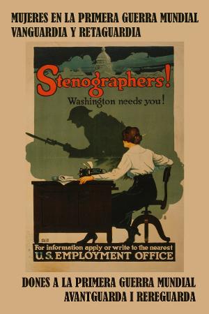 Ciclo Mujeres en la primera guerra mundial
