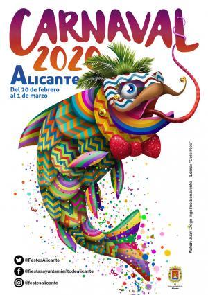 Cartel carnaval 2020