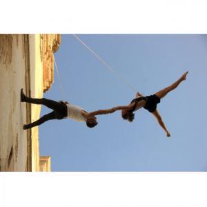 Danza aérea - Subcielo Cía