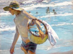 Los poetas le cantan al mar