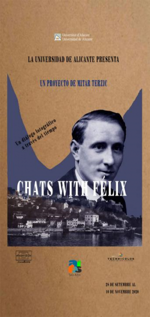 "Exposición ""Chats with Félix"""