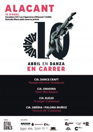 Abril en Danza
