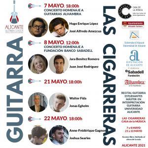 Alicante Guitarra Clásica