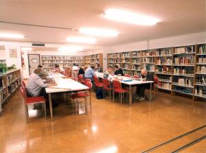 Fotografía biblioteca
