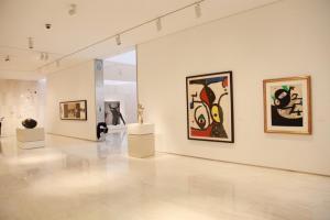 Fotografía Colección Arte Siglo XX en el MACA
