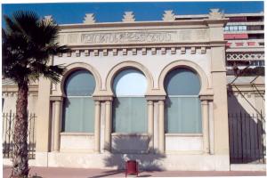 Edificio Lonja del pescado